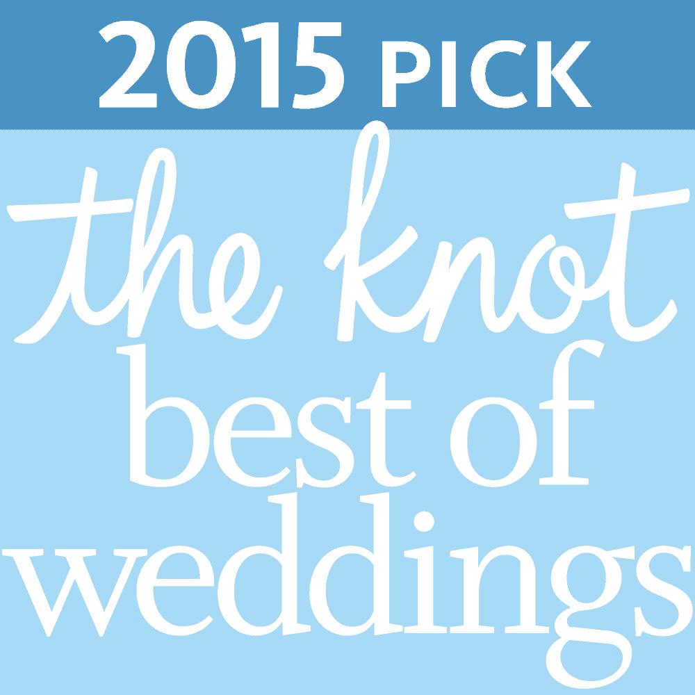 Yippee! We Won Wedding Wire Best 2015