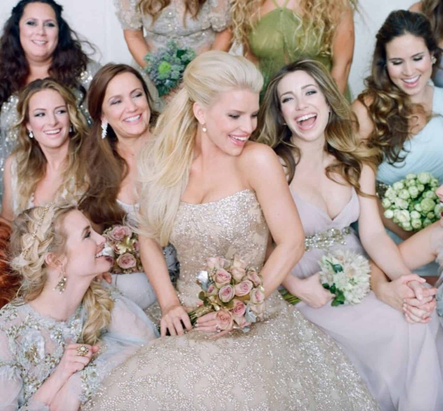 Jessica Simpson's Wedding