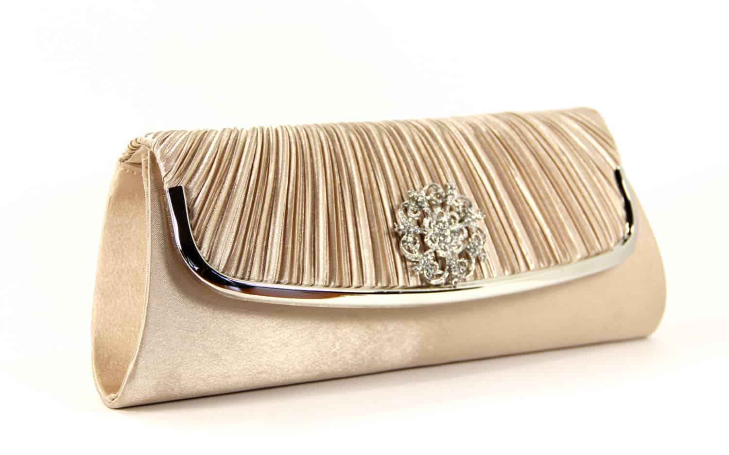 The Must-Have Bridal Accessory? The Bridal Clutch!