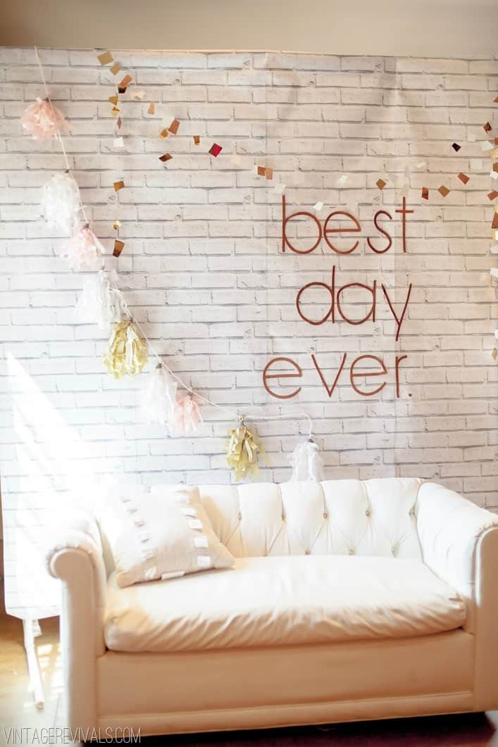 7 Tips for a beautiful budget wedding