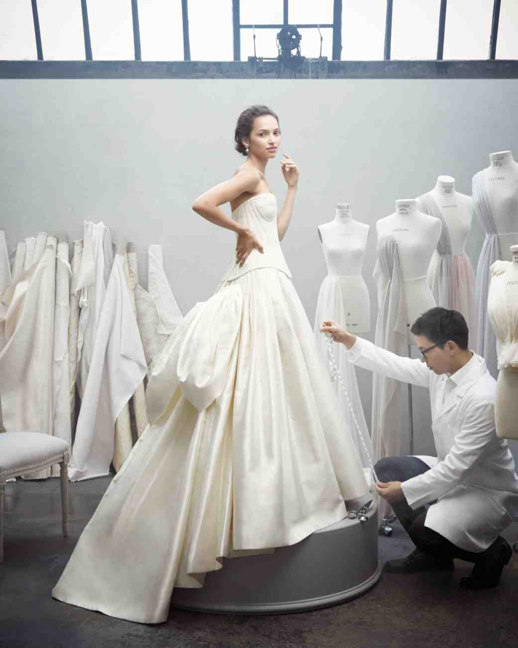 When do you buy your wedding dress