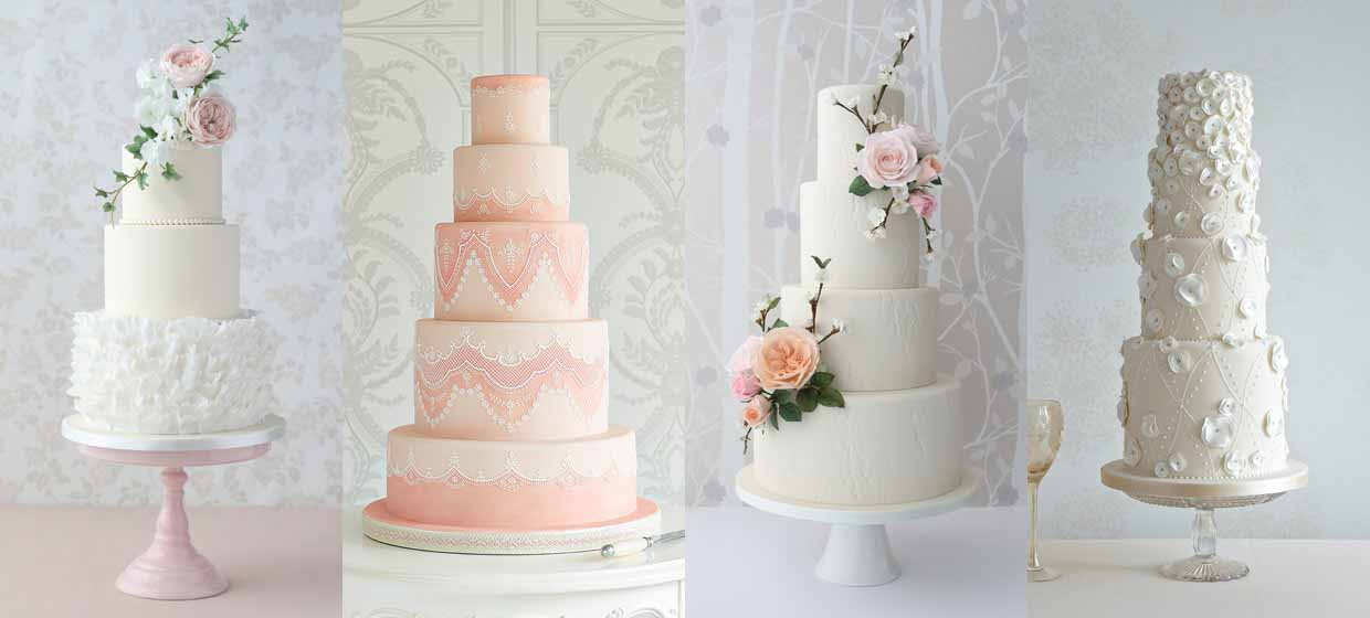 Wedding Cakes: Then And Now!