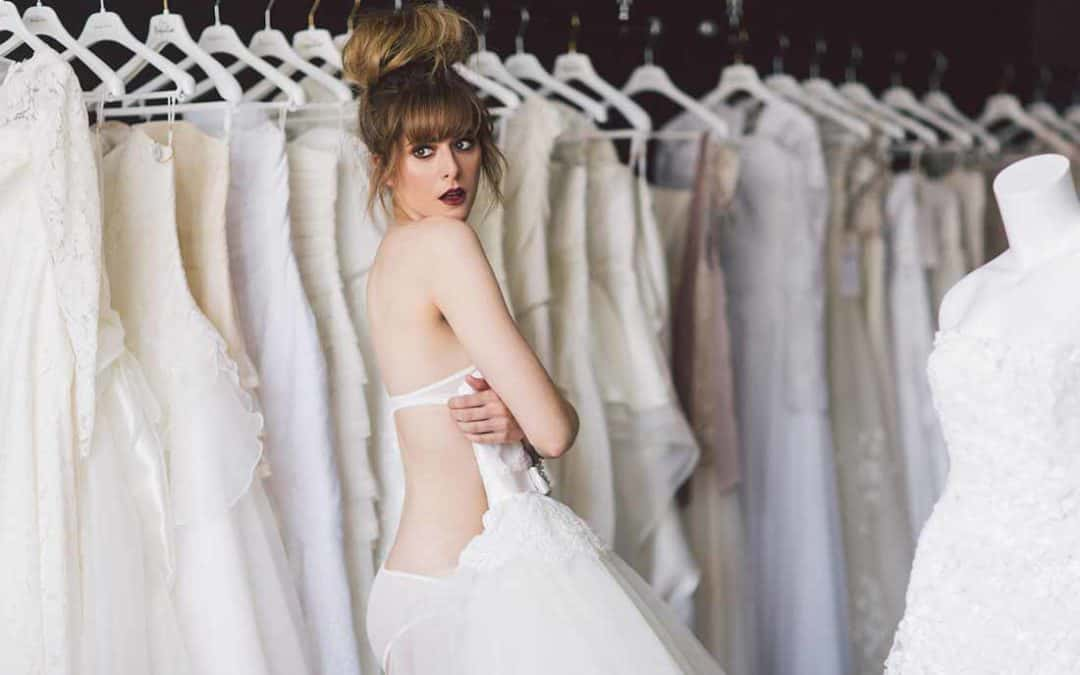 Purchasing Bridal Off the Rack