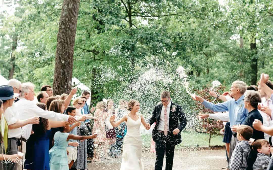 Savvy Weddings: Emily and James Snow