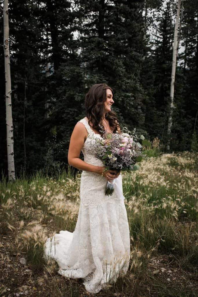 Tiffany-wedding-day