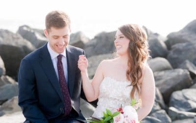 Savvy Weddings: Tess and Marc McWilliams