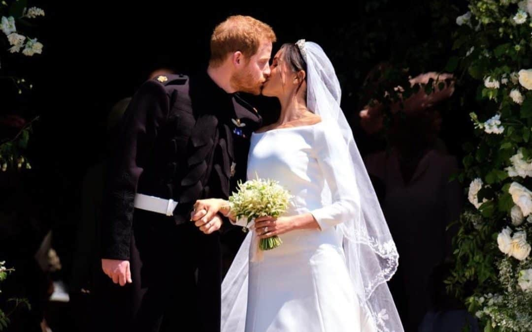 Our Favorite Moments from the Royal Wedding