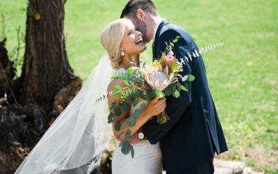 Savvy Weddings: Kayla and Nate Launius