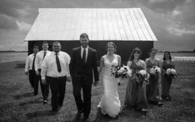 Savvy Weddings: Maggie & David Anderson