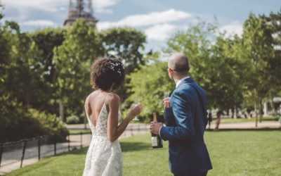 Savvy Weddings: Larran & Josh