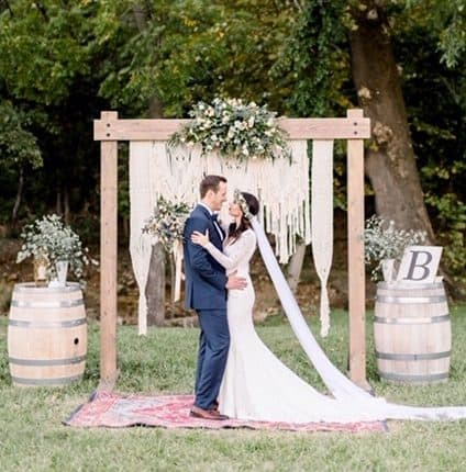 Savvy Weddings: Shelby and Zach Boswell