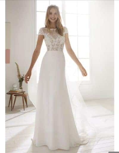 White One By Pronovias