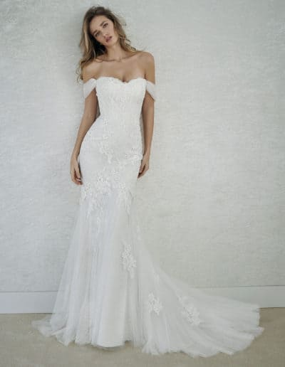 White One By Pronovias #Federica