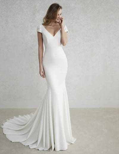 White One By Pronovias #Fez