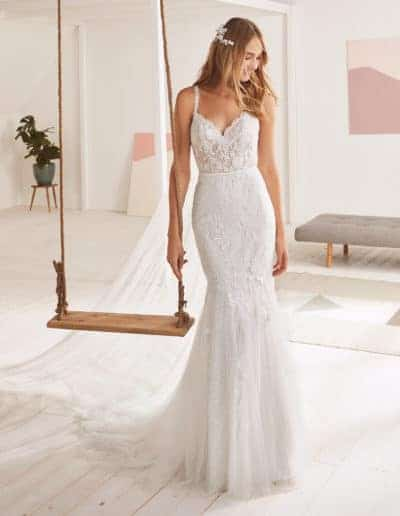 White One By Pronovias #Obelia