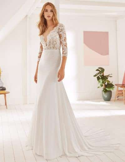 White One By Pronovias #Ogara