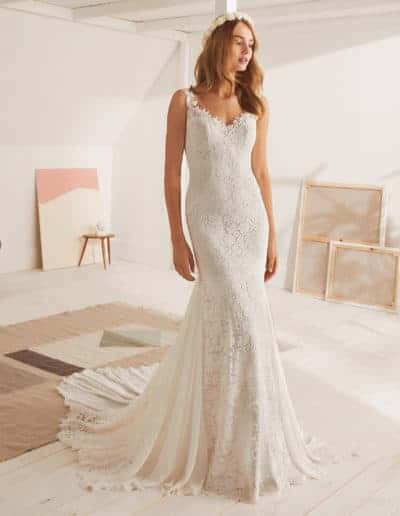 White One By Pronovias #Orient