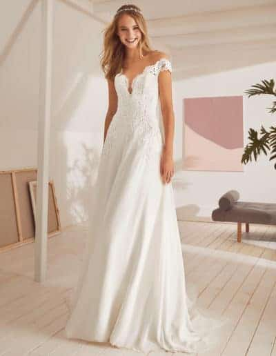 White One By Pronovias #Oslam