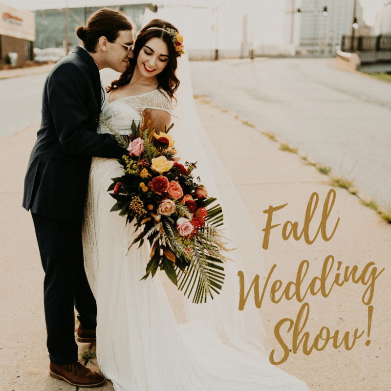 Perfect wedding guide October Bridal show