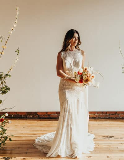 Spring 2019 Bridal Editorial
