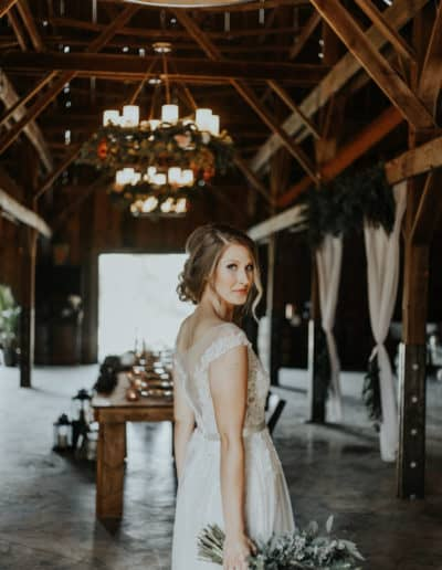 off-the-rack-dress-at-savvy-bridal-worn-at-tobacco-barn-wedding-venue-in-kansas-city