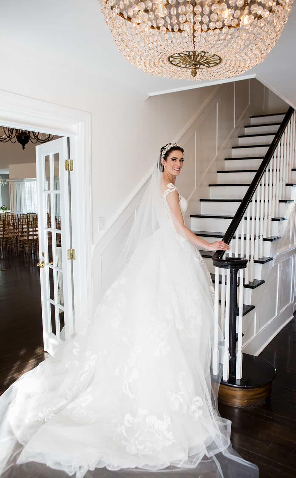 Wedding Gown Train