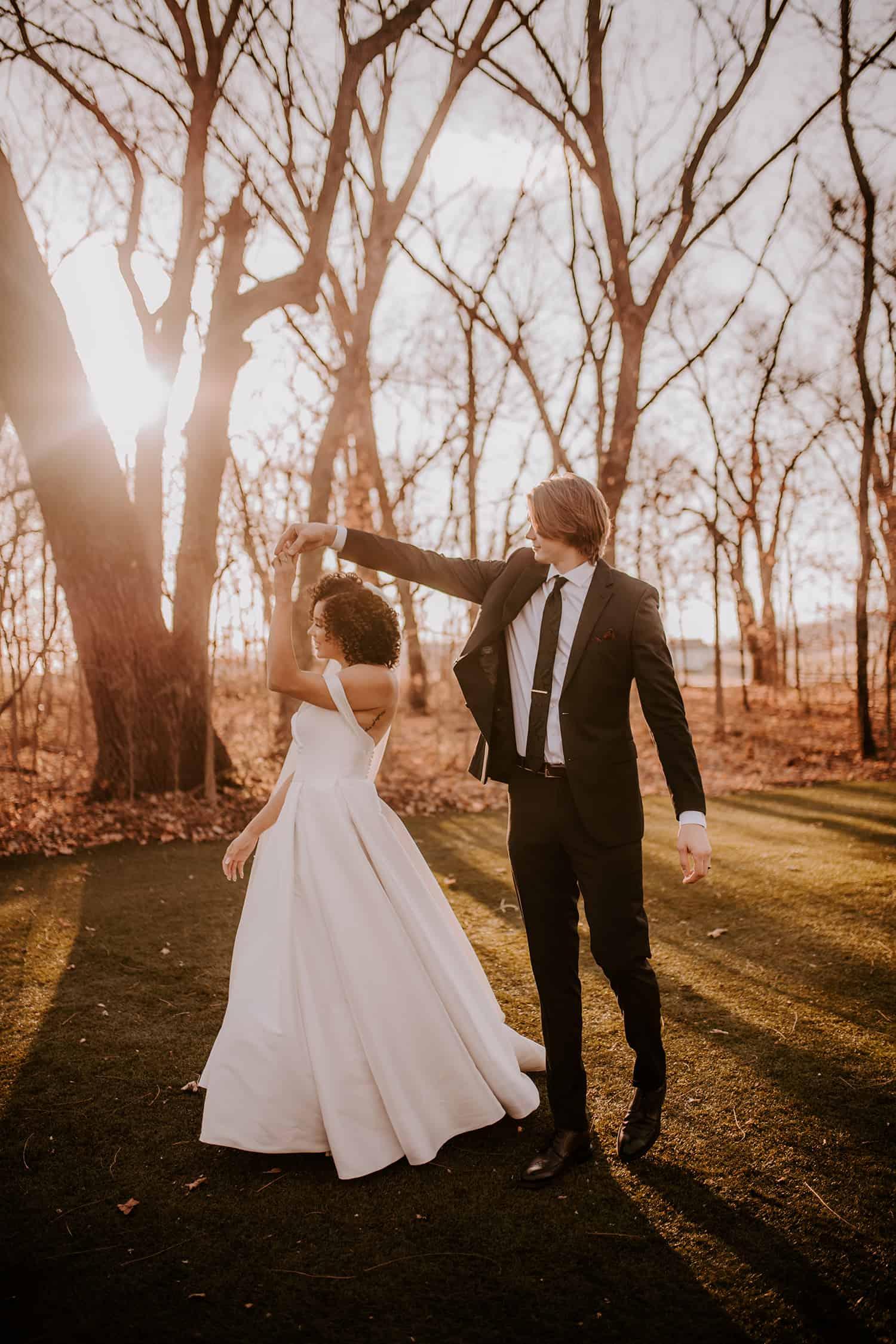 Twirl Your Bride