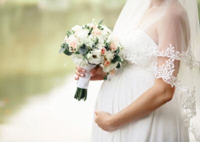 What to Consider When Purchasing a Maternity Wedding Dress