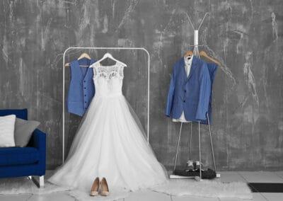 Anatomy of a Wedding Dress